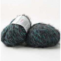 Laine fantaisie à tricoter...