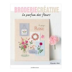 livre Broderie créative -le...