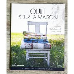 Livre Quilt pour la maison...