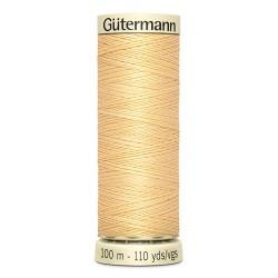 fil à coudre Gutermann 100m...