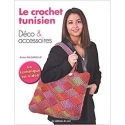 livre Le crochet tunisien :...
