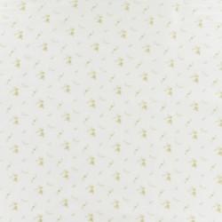 Tissu double gaze blanc...