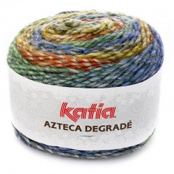 Azteca Degradé - laine katia