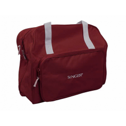 sac de transport rouge...