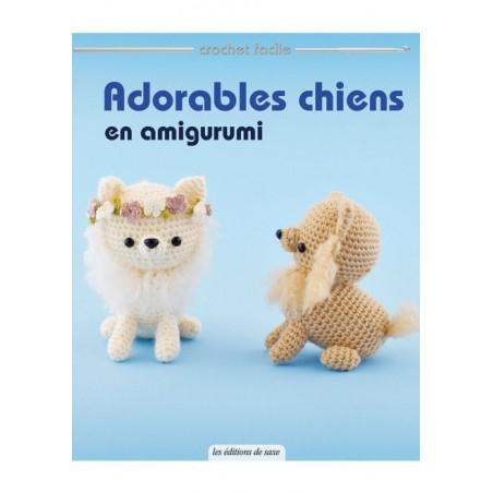 Livre Adorables chiens en amigurumi