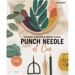 Livre Punch needle...