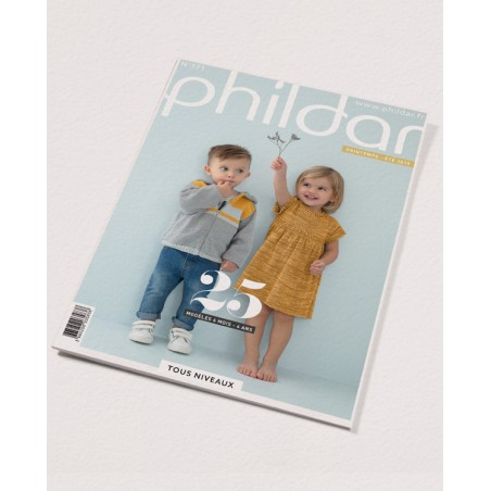Catalogue phildar n°171 enfants