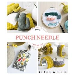Livre punch needle - JEU DE...