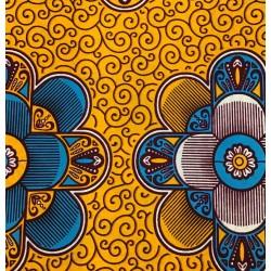 Tissu wax- tissu africain -...