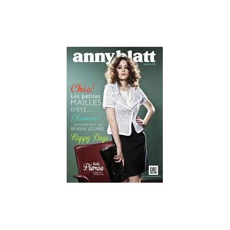 catalogue Anny Blatt automne été 214