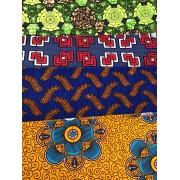 Tissu wax africain