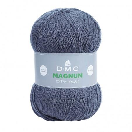 grosse pelote de laine à tricoter MGNUM fils et laines DMC