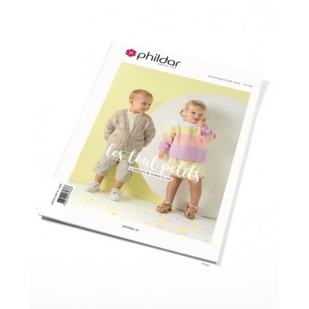 Catalogue n°184 : Les tout petits Phildar
