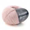 Fil coton à tricoter laine Caracas fils et cotons plassard : Couleur:Rose