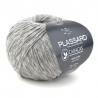Fil coton à tricoter laine Caracas fils et cotons plassard : Couleur:Gris