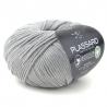 Fil coton à tricoter fil biocolor fils et cotons plassard : Couleur:Gris