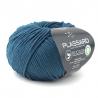 Fil coton à tricoter fil biocolor fils et cotons plassard : Couleur:Caban