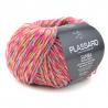Fil coton à tricoter Samba fils et cotons plassard : Couleur:Orange
