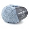 Pelote de fil à tricoter Tweedy fils et cotons plassard : Couleur:Bleu