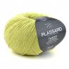 Pelote de fil à tricoter Tweedy fils et cotons plassard : Couleur:Vert