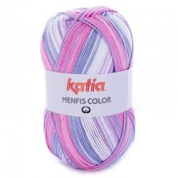 Menfis color fil coton Katia