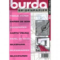 Pochette papier soie Burda...