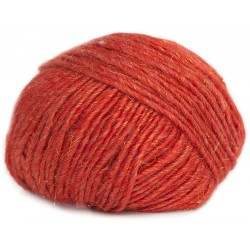 laine brillante à tricoter...