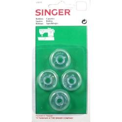 Canettes Singer lot de 4...