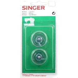 Canettes Singer lot de 2...
