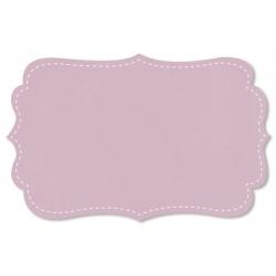Tissu coton bio uni rose...