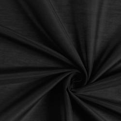 Voile de coton noir vendu...