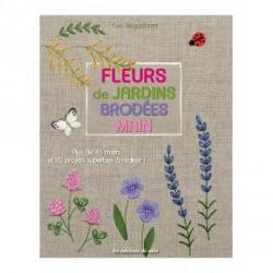 livre Fleurs de jardins...