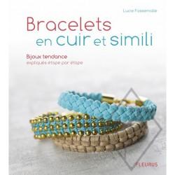 livre Bracelets en cuir et...