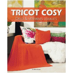 livre Tricot cosy - Déco &...