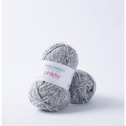 Laine chinée à tricoter...