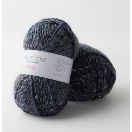 Laine tweedée à tricoter Phil Tweed de laine phildar