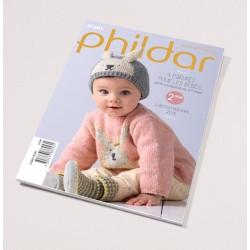 catalogue layette phildar...