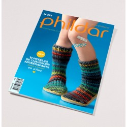 catalogue chaussons phildar...