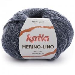 Merino Lino jeans foncé 516