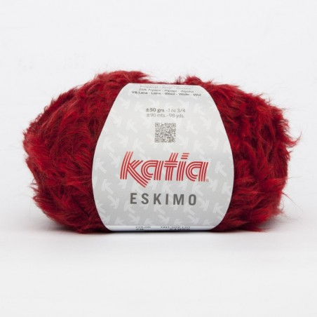 Eskimo - laine poilue - laine Katia