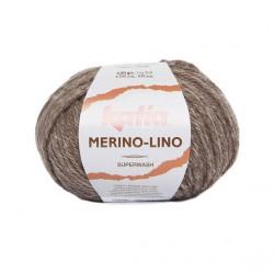 Merino Lino Brun fauve 502