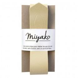 Anse de sac Miyako Or irisé