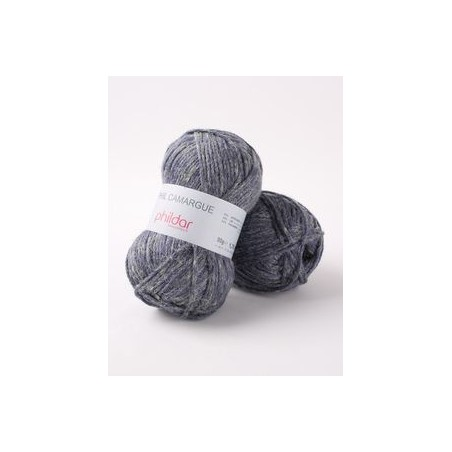 Fil lin naturel Phil camargue laine à tricoter phildar