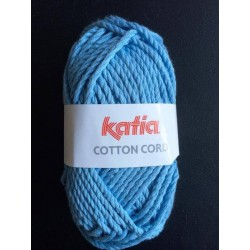 Cotton Cord bleu 62