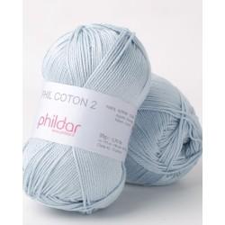 Fil 100% coton à tricoter...