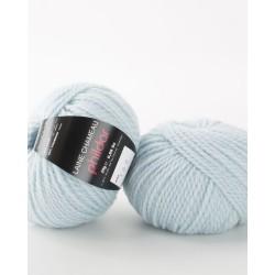 Laine chameau à tricoter...