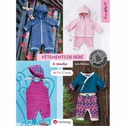livre Vêtements de bébé à...