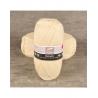 Pelote de laine pour chaussette laine Balade fils et laines Cheval Blanc : Couleur:Naturel