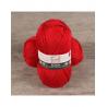 Pelote de laine pour chaussette laine Balade fils et laines Cheval Blanc : Couleur:Rouge