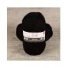 Pelote de laine pour chaussette laine Balade fils et laines Cheval Blanc : Couleur:Noir